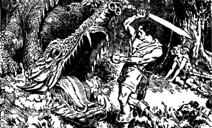 1930s pulp: Robert E. Howard and the rise of Conan