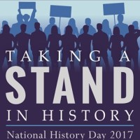 National History Day 2017 - Taking a Stand in History