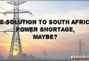 Video: South Africa now: Dennis Fetcho interviews Jan Lamprecht on ITEL! – Prime Time!