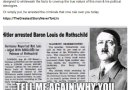 Strange Email: I can destroy a Rothschild … for a LOT OF MONEY…