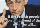 INSANE: Former (Jewish) President of France: Sarkozy: Whites MUST be FORCED to interbreed with Blacks!