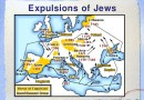 Have the Jews been expelled 1,030 times?