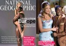 3 Pics: DISGUSTING National Geographic boldly promotes the destruction of White Europe!!!