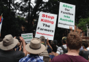 4 Pics: Good News: Lots of pro- White South African farmer protests in Australia!