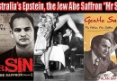 Video & Audio: How Sexual Blackmail works: Australian Jew Abe Saffron, the original Epstein
