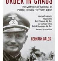 Video: A German Superman: Panzer Commander Hermann Balck