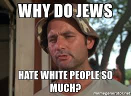 Why ALL Whites must DIE! The INTENSE Jewish HATRED of the White Race: What Jews OPENLY SAY!