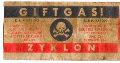 Very Important: 6 million Jews were killed by NAZIS with Insecticide?? Zyklon B – 3 Corpse photos
