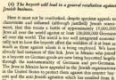 The Anti-German Boycott by American Jewish Committee