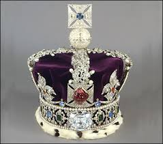 Star of india crown