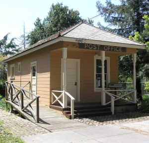 Coyote Post Office at History Park