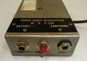 Fargo Audio Interceptor