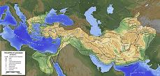 Conquests of Alexander the Great (-356 to -323)