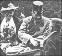 Archduke Franz Ferdinand (1863-1914) and Duchess Sophie (1868-1914), June 28, 1914