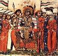 Emperor Theophilus (813-42)