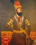 Nadir Shah of Persia (1688-1747)