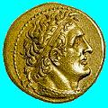 Ptolemy I Soter of Egypt (-367 to -282)