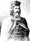 Stefan Nemanja of Serbia (1109-99)