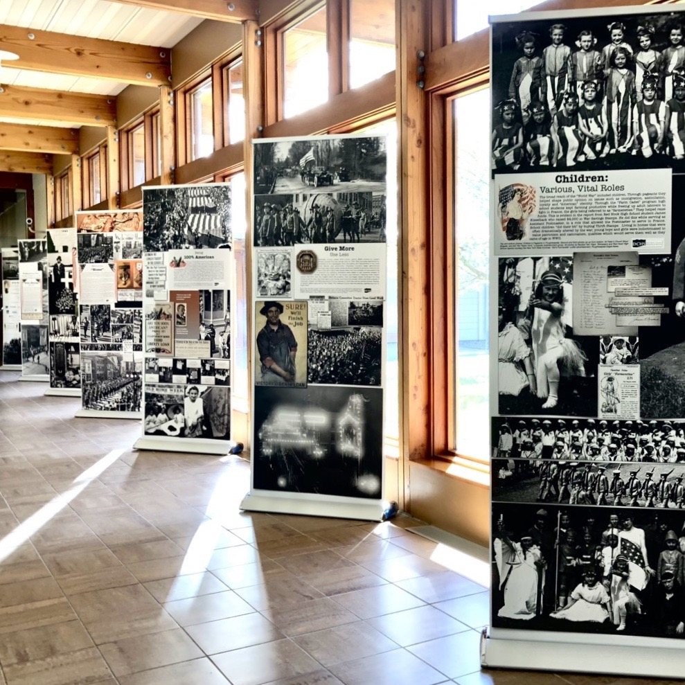 """Over Here"" Traveling Exhibition Launched at FDR Presidential Library"