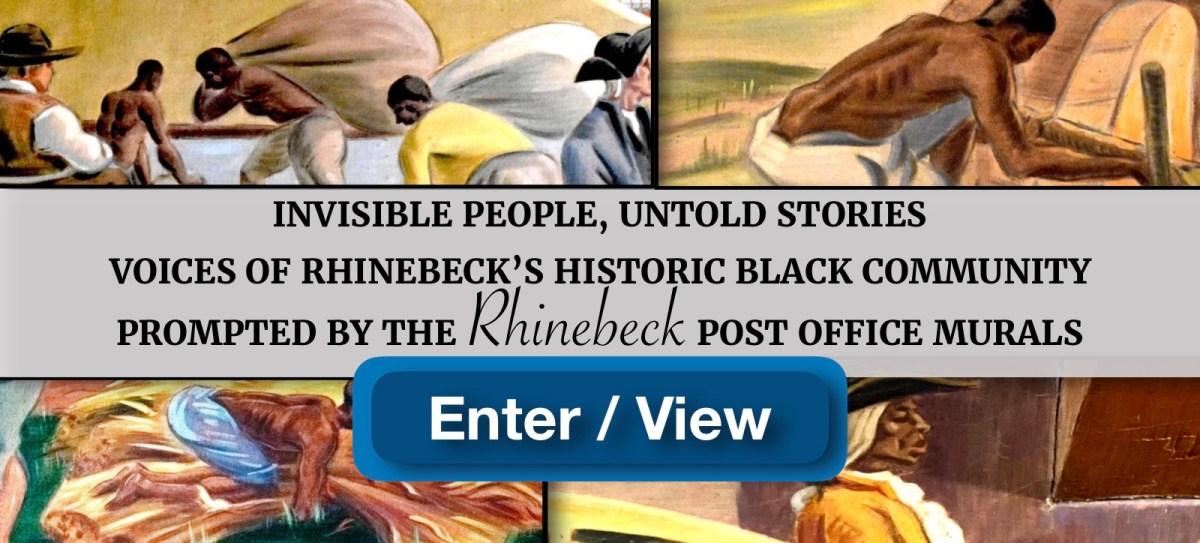 Rhinebeck PO wb