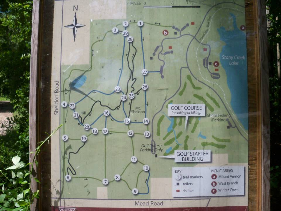 Stony Creek Hiking Trails History S Trails