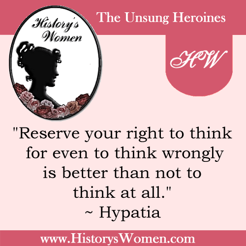 Quote by Hypatia