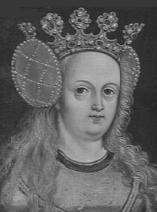 Radegonde - Thuringian Princess and Frankish Queen