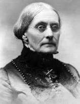 History's Women: Misc. Articles: Susan B. Anthony, Woman's Rights Advocate