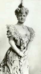 History's Women: Early America: Mrs. Potter Palmer, President Board of Lady Managers Columbian Exposition