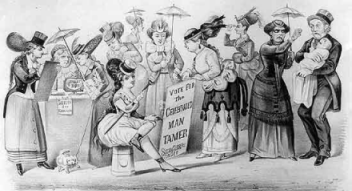 History's Women: Misc. Articles: Property Rights of Women - During the Civil War Times