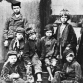 History's Women: Misc. Articles: Women in Social Reform in the 19th Century - Preventive Institutions in the 19th Century - Lifting Children Out of Evil Influences