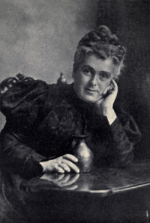 History's Women: Misc. Articles: Woman as an Artist in the 19th Century - Maria Longworth Nicholas - Founded the Rookwook potteries at Cincinnati