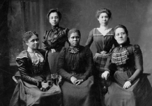 History's Women: Misc. Articles: Woman in Worldwide Missions in the 19th Century - Woman's Christian Temperance Union