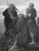 History's Women: Misc. Articles: Woman Before the Christian Era - The Priesthood - Moses