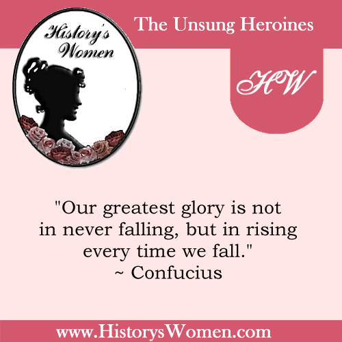 Quote by History's Women: Misc. Articles: Woman Before the Christian Era - China - Confucius