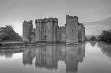 History's Women: Misc. Articles: General Conditions During the Dark Ages from 500-1100 A.D. - Feudal Castle