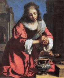 History's Women: Women of Faith: Práxedes - The Lingering Fragrance of Sacrifice