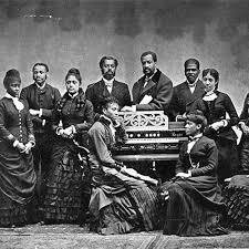 History's Women: Early America: Ella Sheppard - Jubilee Singers