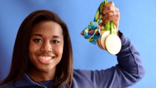 History's Women: Women in Sports: Simone Manuel - U.S. Olympic Gold Medalist