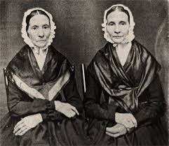 Image result for sarah and angelina grimke