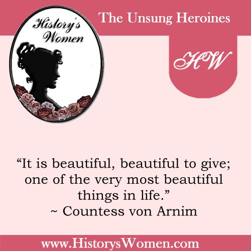Quote by Countess von Arnim