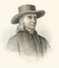 Governor Stephen Hopkins, husband to Anne Smith Hopkins