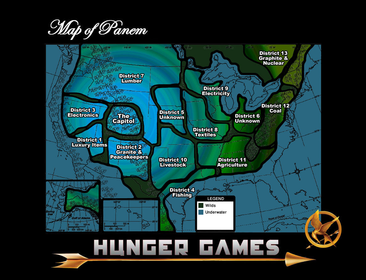 Hunger Games Lesson Plans Worksheets And Handouts