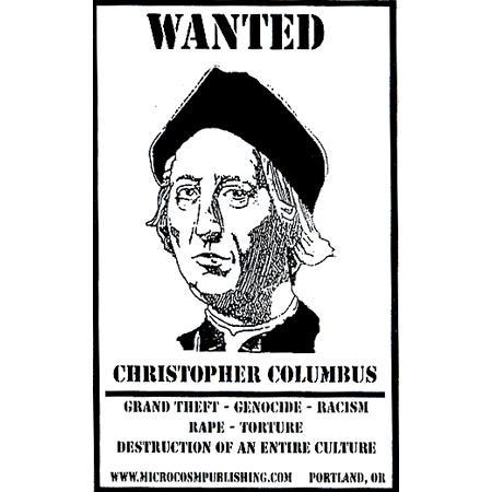 columbus as criminal
