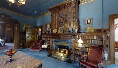 Mark Twain's Home & Museum 3D Model