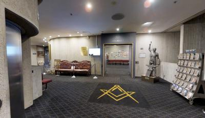Museum of Freemasonry 3D Model