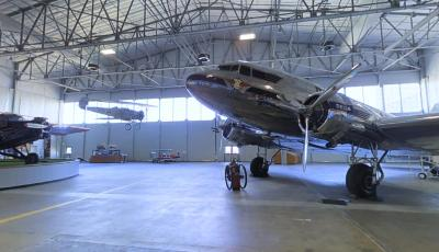 Delta Flight Museum: DC-3 Ship 41