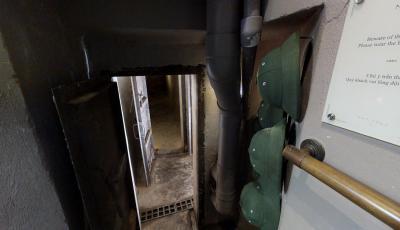 Metropole Bomb Shelter
