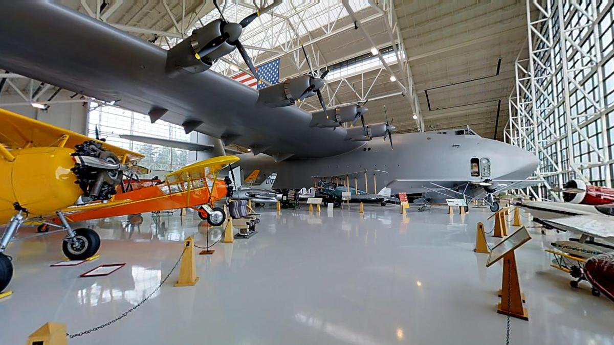 Evergreen Air & Space Museum