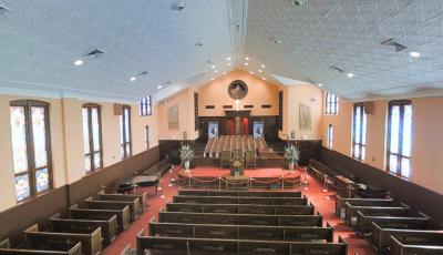 MLK's Ebenezer Baptist Church 3D Model